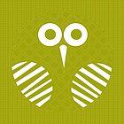 Hiding Owl by Jamie Gothard