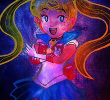 Sailor Moon Usagi by Fenlaf