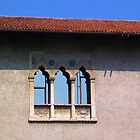 Castelvecchio Window (2) by lezvee