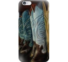 These Boots Are Made For Anything iPhone Case/Skin