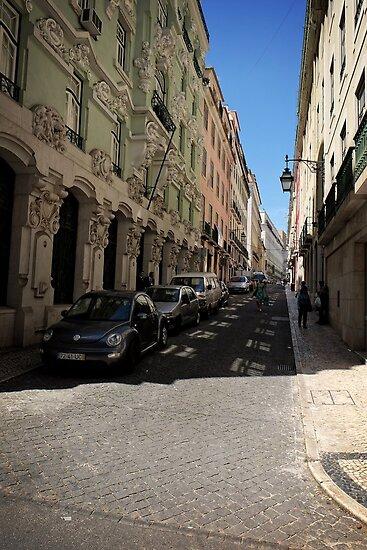 Beautiful Street by Lucinda Walter
