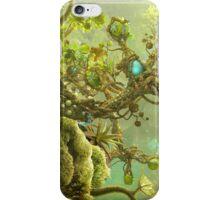 Organic Detail 2 iPhone Case/Skin