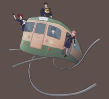 The 'Boarded' Hype Train by Jordan James