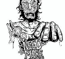 Zombie by mrquz