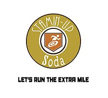 Let's run the extra mile by MLGamer125