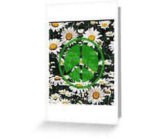 Hippie Days Greeting Card
