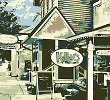 Kelley's Drive-Thru Market - Cedarburg WI (muted) by katherinepaulin