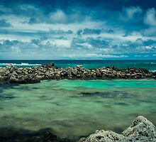 Blue Waters by sparkofhawaii