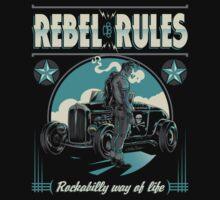 Rockabilly Way of Life by NanoBarbero