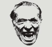 Charles Bukowski by CaptainTrips