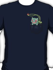 Pocket Bulbasaur T-Shirt