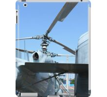 military helicopter iPad Case/Skin