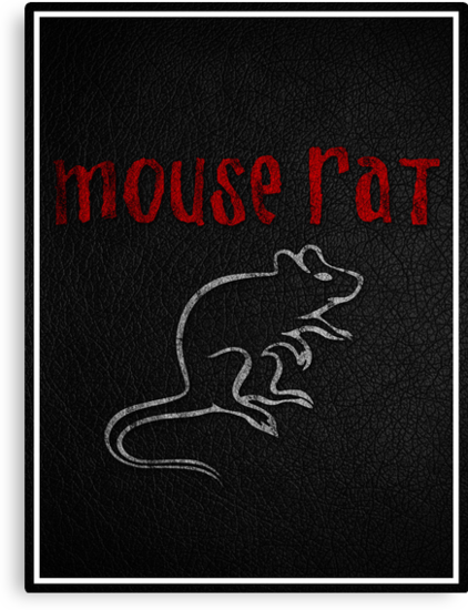 Mouse Rat by Indestructibbo