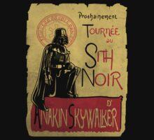 Tournee du Sith Noir by LgndryPhoenix
