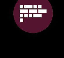 Morse Code Love Design by Peter Spencer