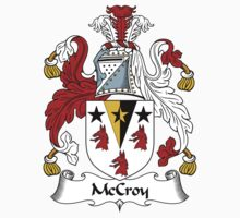 McCroy Coat of Arms / McCroy Family Crest by ScotlandForever