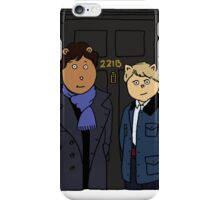Sherlock and Friends iPhone Case/Skin