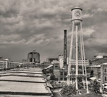 Lucky Strike in Black and White by Kadwell