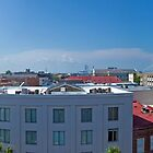 Charleston Panoramic Photograph by Patrick Brickman