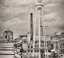 Durham's Lucky Strike in Black and White by Kadwell