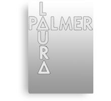 Bastille - Laura Palmer #2 Canvas Print