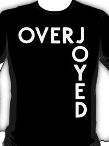 Bastille - Overjoyed #2 T-Shirt