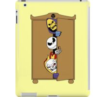 Skeletons in the Cupboard! iPad Case/Skin