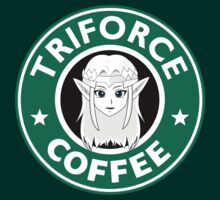 Triforce coffee by icedtees