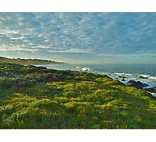 Pacific Coast Sunrise - Cambria, California Photographic Print