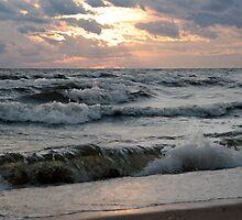 Waves by Janet Gosselin