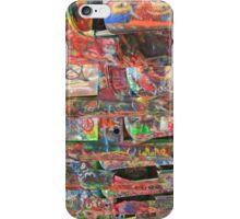 Row of Cadillacs iPhone Case/Skin