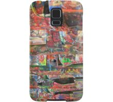 Row of Cadillacs Samsung Galaxy Case/Skin