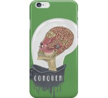 Conquer..In Color!!! iPhone Case/Skin