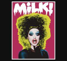 Warhol MILK by Darragh Hughes