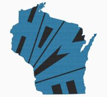 Wisconsin HOME state design Kids Clothes
