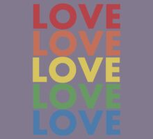 LOVE by Holly Newsome