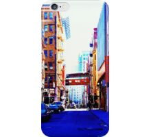 Lost In the City of San Francisco iPhone Case/Skin