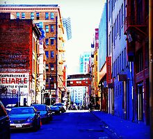 Lost In the City of San Francisco by LaFramboise