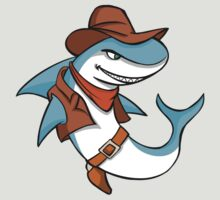 Shark Cowboy by Batsukiro