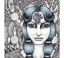 Maiden of Midgard by Rosemary  Scott - Redrockit