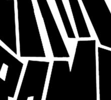 Death Ramps Sticker