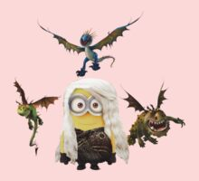 Daenerys trains her Dragons by minionsaddict