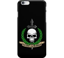 For Tanith - For The Emperor!  iPhone Case/Skin
