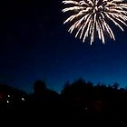 Fireworks 4th of July  by KSKphotography