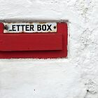 Plockton Letterbox by Claudia Dingle
