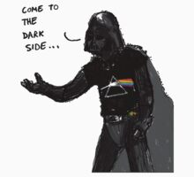 Come to The Dark Side of the Moon by Bragginwrites