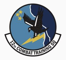 12th Combat Training Squadron by VeteranGraphics