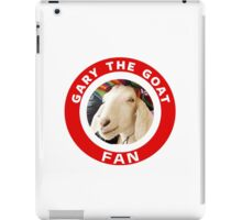 Gary The Goat (Fan) iPad Case/Skin