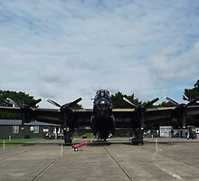 Avro Lancaster 'Just Jane' Summer 2012 by PathfinderMedia