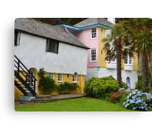 Portmeirion, Wales (3) Canvas Print